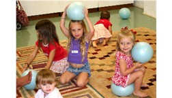 Group ball play